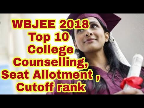 Expected Opening & Closing Rank for top 10 WBJEE Mp3