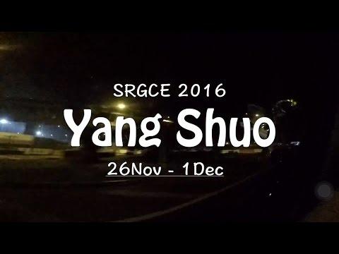 SRGCE Yangshuo Travel Video 2016 (GoPro)