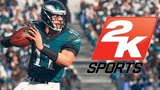 ESPN NFL2K Coming Back? Madden vs. NFL2K