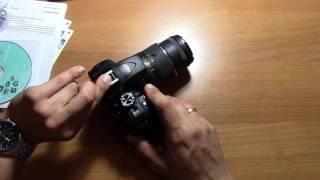 Nikon D5300 с объективом 18-55 VR II Kit. Обзор и распаковка фотокамеры.(Эта великолепная 24,2-мегапиксельная фотокамера формата DX, оснащенная встроенными модулями Wi-Fi и GPS, позволяе..., 2014-09-01T15:18:53.000Z)