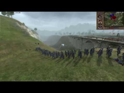 --BATTLE FOR TOL FALAS- 4v4 Roleplay Campaign Battle