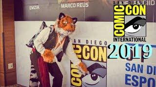 SDF San Diego Comic Con 2019