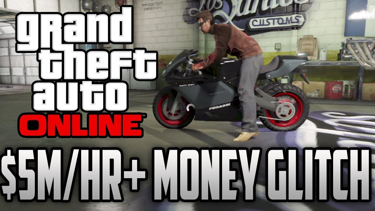 "GTA V Online: ""NEW"" UNLIMITED MONEY GLITCH! - AFTER PATCH 1.09!"