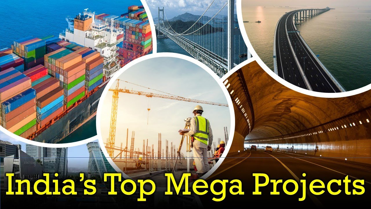 India's Top Mega Projects 2020 | Indian Postman