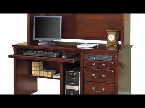 Kathy Ireland Huntington Club Office - By Martin Furniture
