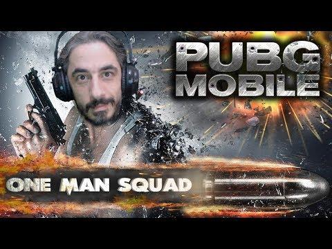 TAKIM AVCISI - PUBG Mobile (OneManSquad)