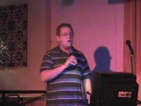 Baxter's Karaoke!