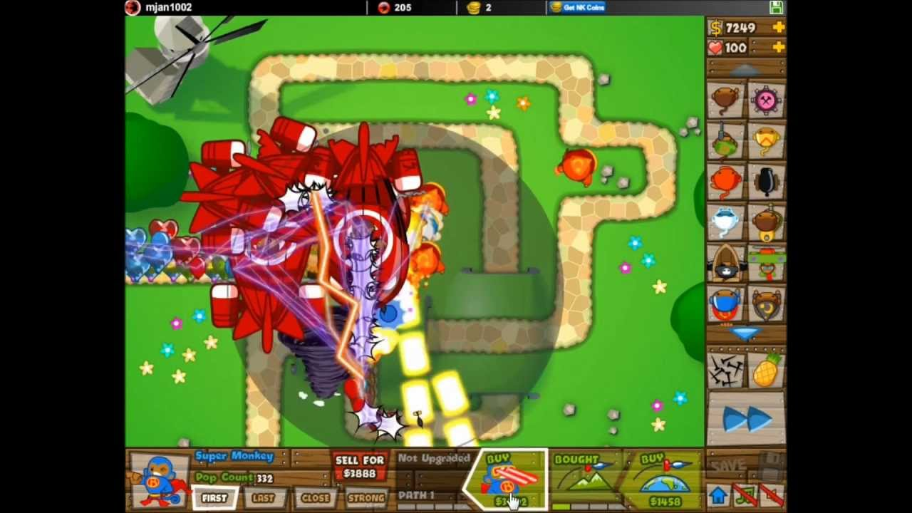 how to get bloons td 5 for free ios 11