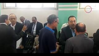 الأخبار - وزير الإسكان يتفقد مشروعات الصرف الصحي في الدقهلية ويرافقه وفد من البنك الدولي