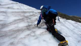 Morteratsch Glacier - Bernina - Pontresina - TEAM ORSO