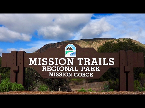 MISSION TRAILS REGIONAL PARK, SAN DIEGO, CA.