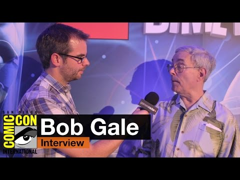 San Diego Comic Con 2015: Back to the Future writer Bob Gale talks Lego and future film installments