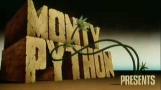 Monty Python - And Now For Something Completely Different - German title sequence