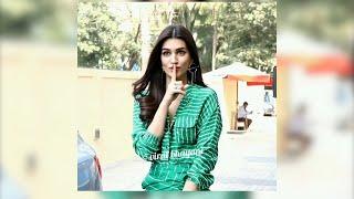 Kriti Sanon clicked in
