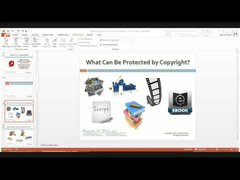 How to File Your Copyright?
