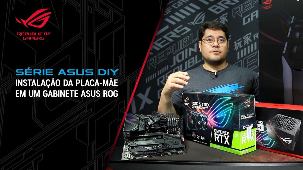 Como montar o seu setup Intel dentro do gabinete. Ep. 3