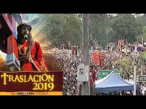 PANOORIN: Black Nazarene sa bahagi ng Manila City Hall