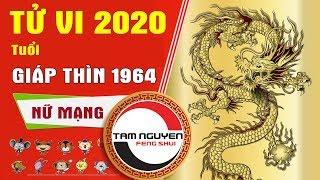 TỬ VI 2020   Tuổi Giáp Thìn 1964 Nữ Mạng   Dự Đoán Tương Lai, Vận Mệnh, Cuộc Đời Của Bạn