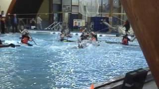 Canoe Polo Highlights From New Zealand