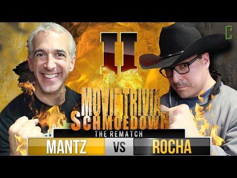 Movie Trivia Schmoedown - Scott Mantz Vs John Rocha II