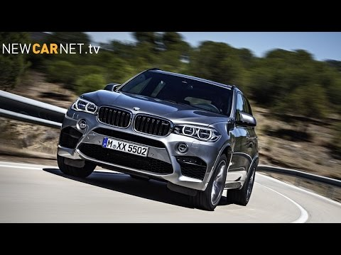 bmw revises m versions of x5 and x6 youtube. Black Bedroom Furniture Sets. Home Design Ideas