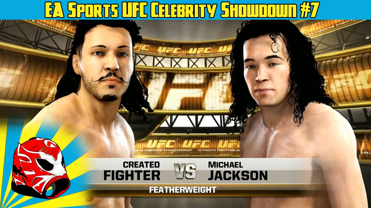 First Ultimate Championship Match!!! EA Sports UFC 2