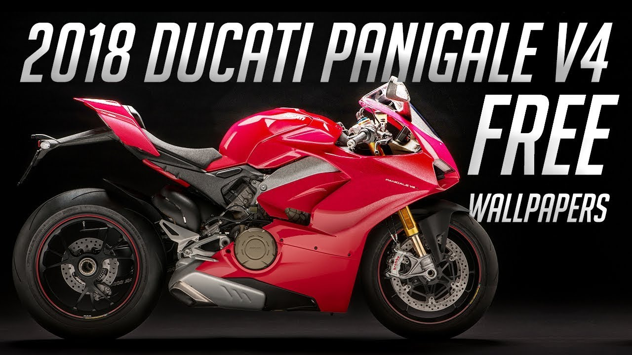 2018 ducati panigale v4 free hd wallpapers youtube. Black Bedroom Furniture Sets. Home Design Ideas