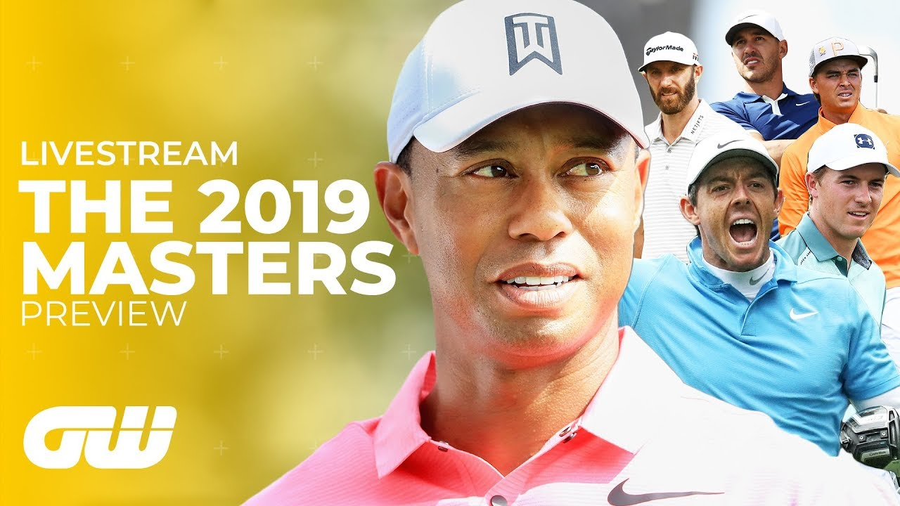 The Masters 2019: first round  live!