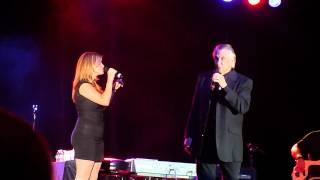 Bill Medley (with daughter McKenna ) - [I