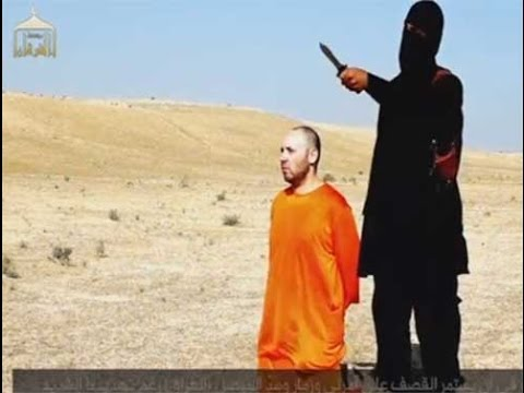 Is video of beheading 2 American journalists suspicious to be fabricated  ?