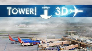 Tower!3D Pro - Fogged In!