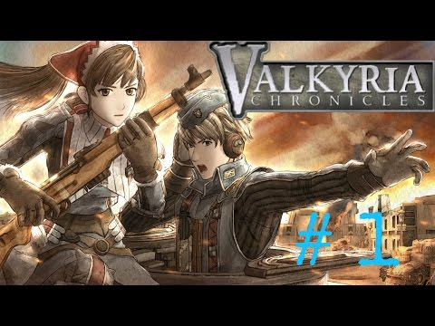 Valkyria Chronicles - Episode 1