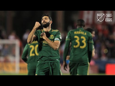 MLS CUP PLAYOFFS HIGHLIGHTS | FC Dallas 1, Portland Timbers 2 | Oct. 31, 2018