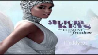 Alicia Keys - Distance And Time [MP3/Download Link] + Full Lyrics