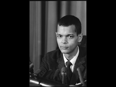 Oral Histories Preview: Civil Rights Leader Julian Bond