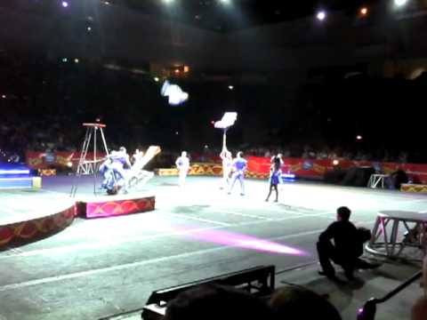 Ringling Bros  And Barnum & Bailey Dragons Tucson   Part 21