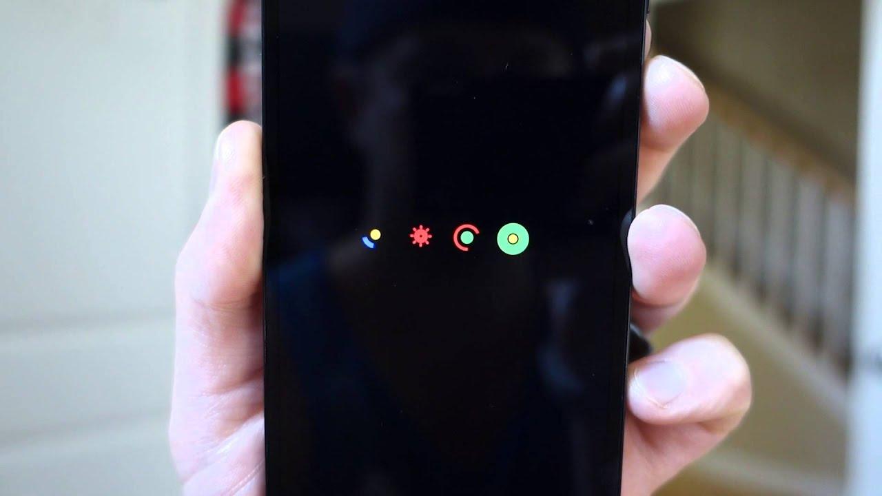 "Android 6.0 ""Marshmallow"" Boot Animation!"