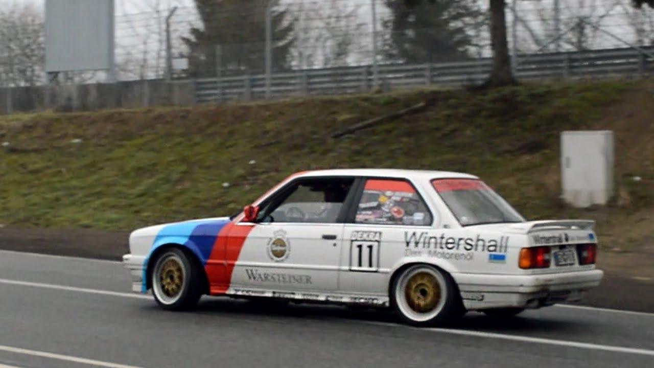BMW E30 w/ V8 Engine Swap!