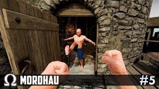 MEDIEVAL FIGHT CLUB + ARCHER DUELS! | Mordhau #5 Funny Moments W/ H2O Delirious, Toonz, Squirrel