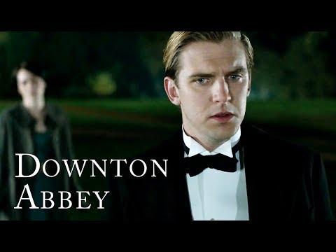 Matthew Discovers Mary's Big Secret | Downton Abbey