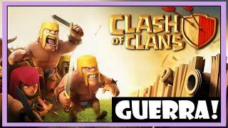 Clash of Clans GUERRA DE CLANES (ayuntamiento 7) - CÓMO ATACAR en Clash of Clans! EP.5