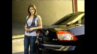 Jill Wagner Mercury Milan commercial Jan 2007 thumbnail