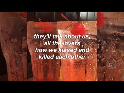 Lorde - Sober/Sober II (Melodrama) (lyrics)