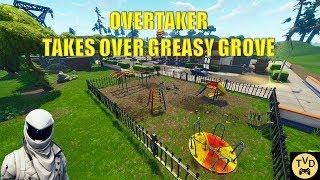*Overtaker Skin* Hunting Rifle Skills! Dub! (Fortnite PS4)
