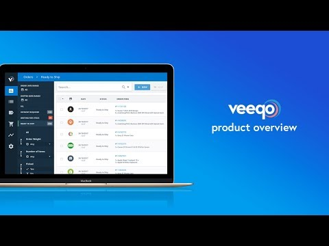 Veeqo - Helping Retail Brands Sell and Ship Everywhere