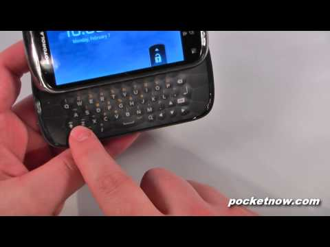 Motorola Cliq 2 Hardware Tour