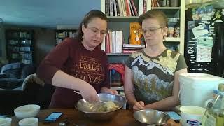Miranda&#39s Grain-free Lemon Poppyseed Muffins