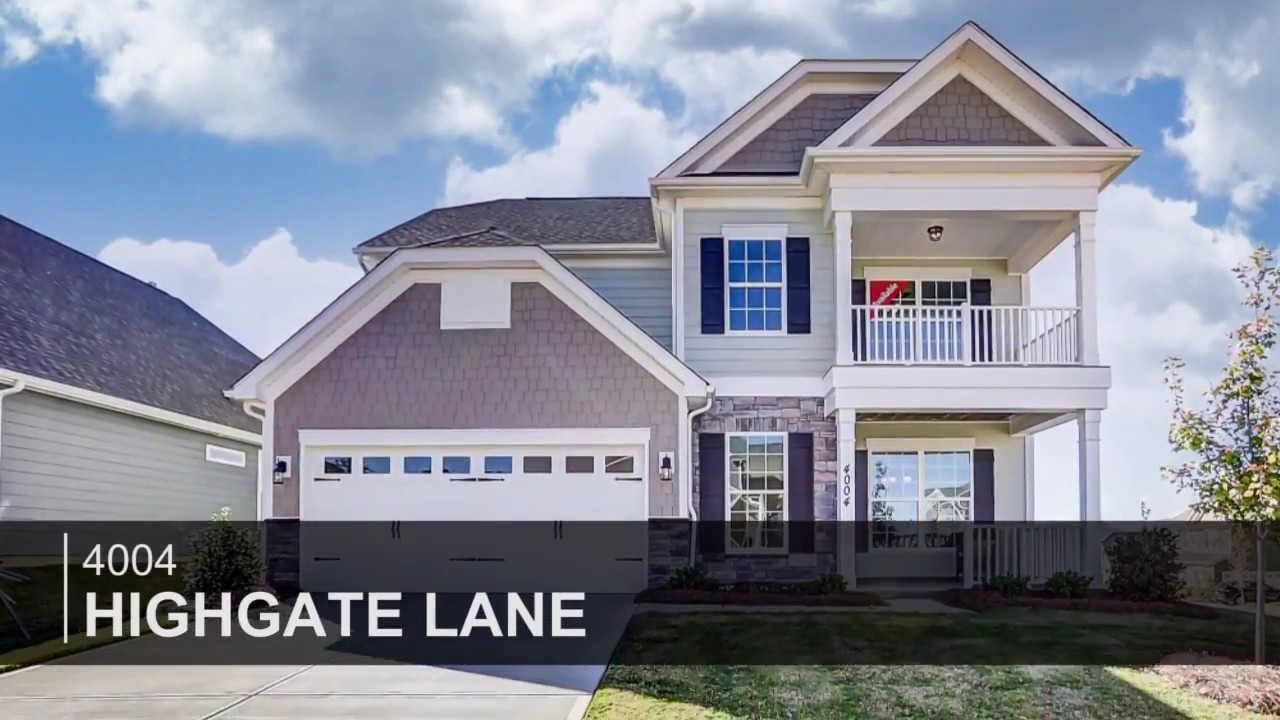 New Homes Starting At   In Charlotte