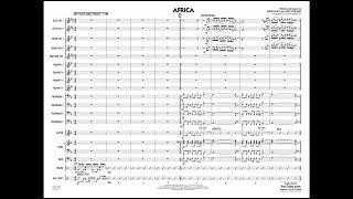 Africa arranged by John Wasson