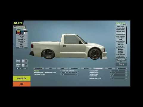 lfs dragster 5000 hp 6.90 tweak
